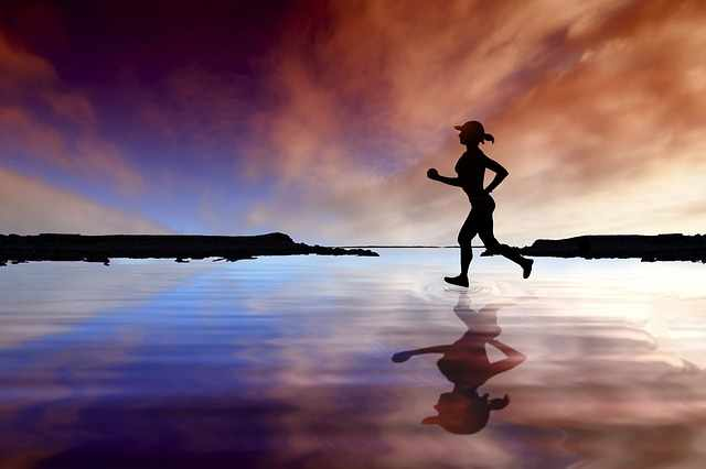 Бег против стресса