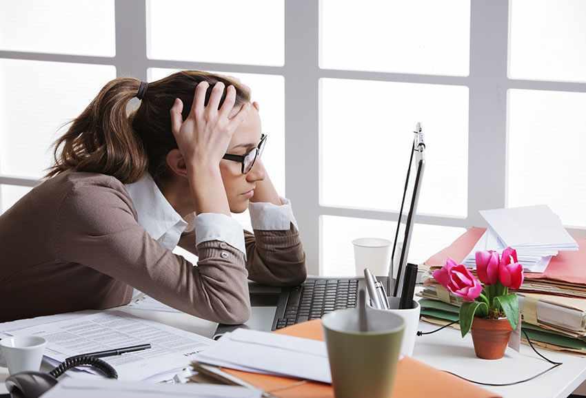 признаки хронического стресса