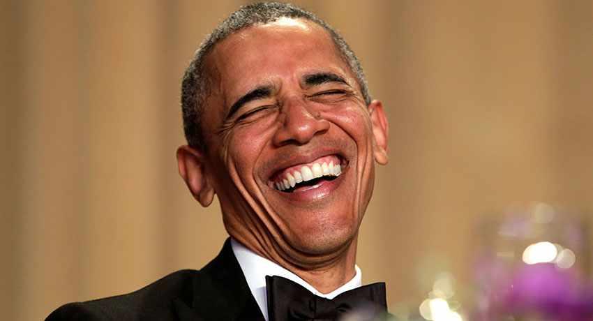 Обама протектор