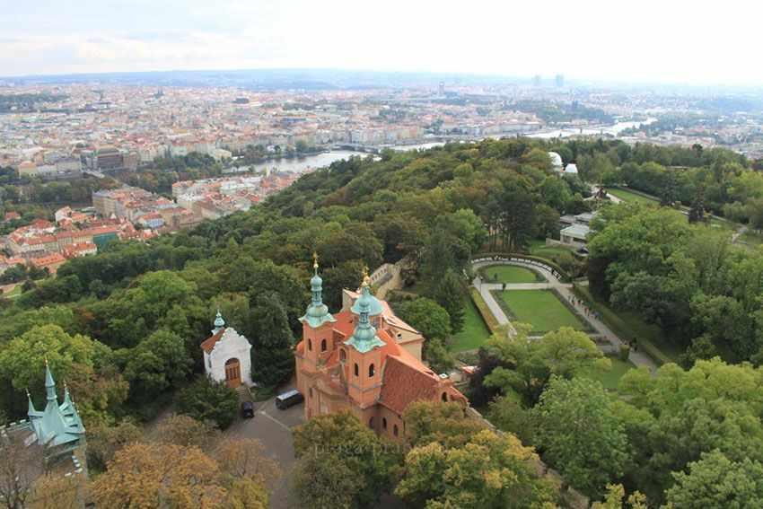 Лабиринт в Праге