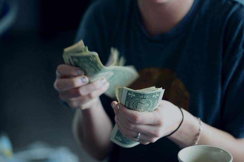 как не тратить все деньги впустую