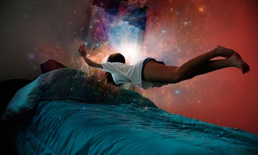 практика осознанных сновидений