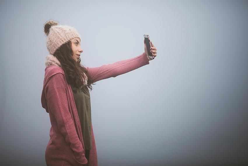 как селфи влияет на самооценку