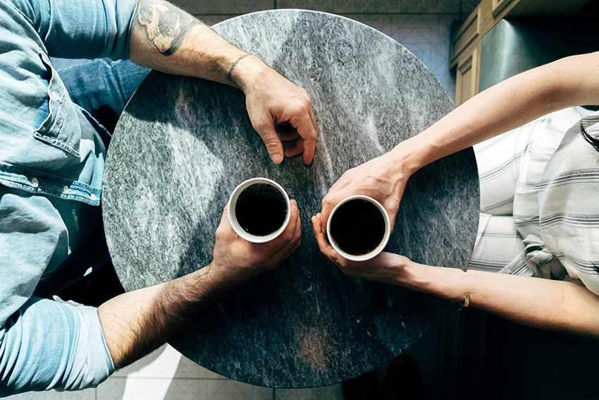 невкусный кофе