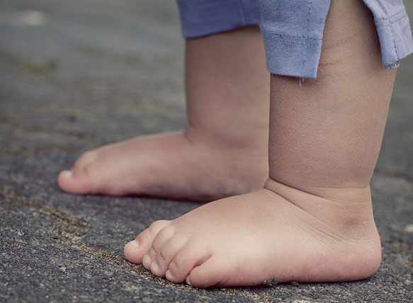 снятся босые ноги