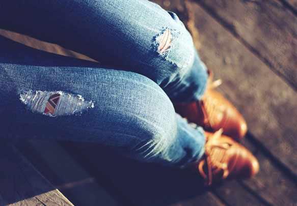 снятся джинсы