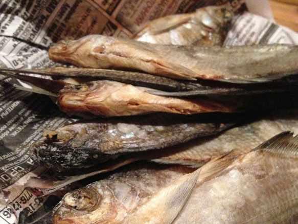 снится соленая рыба