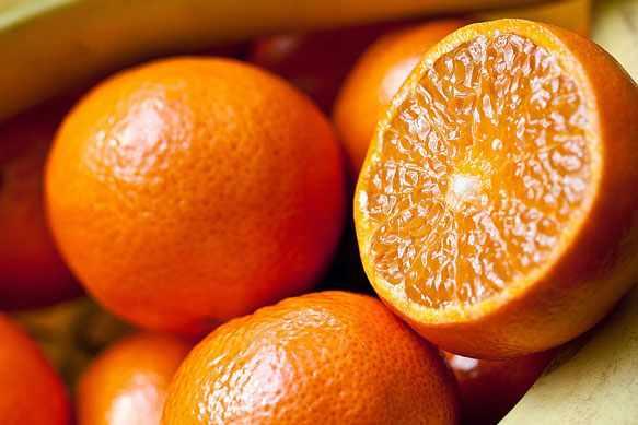 снятся во сне апельсины