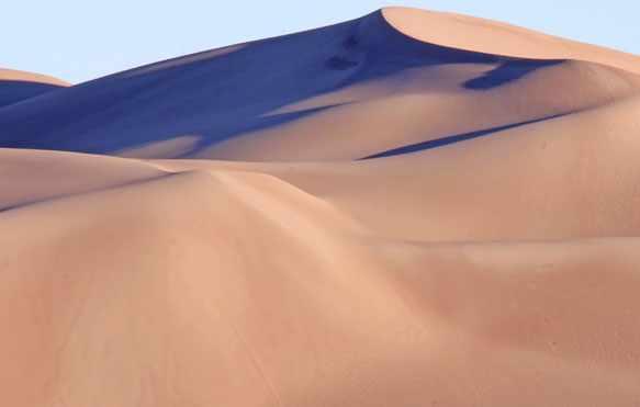 К чему снится пустыня