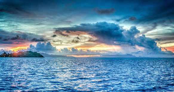 снится океан