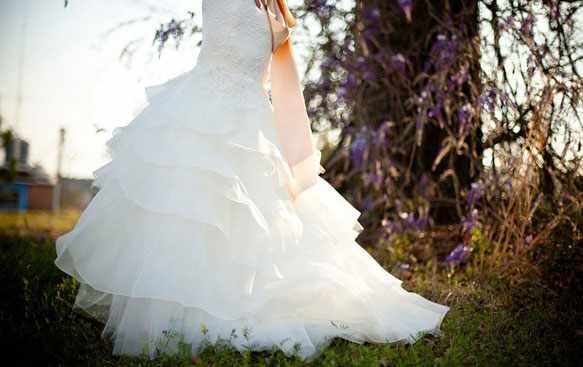 Надевать свадебное платье во сне