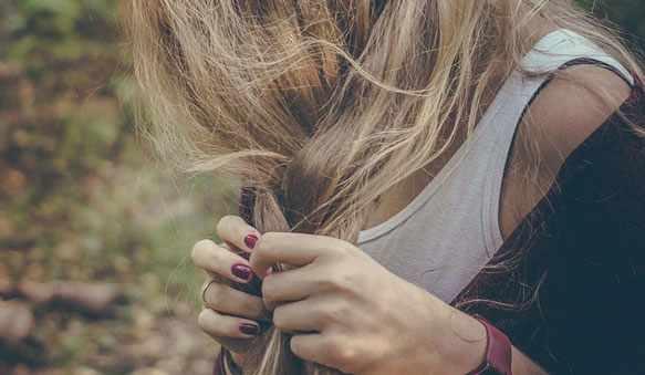 снится клок волос