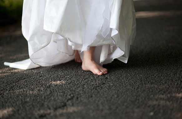 снится белое платье
