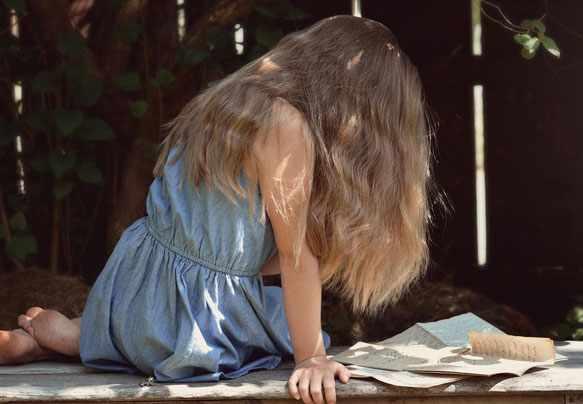снятся длинные волосы