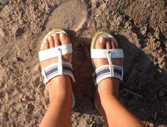 снятся сандалии