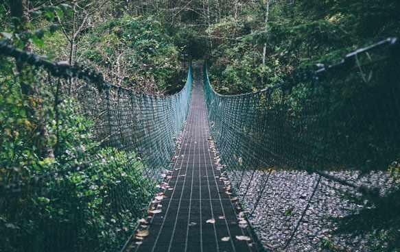 к чему снится переходить мост