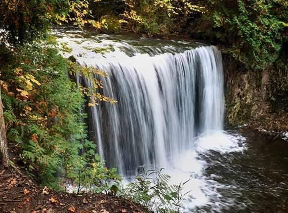 снится водопад