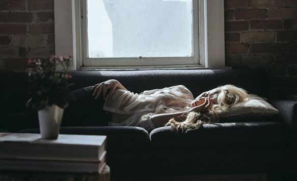 Правильные позы во время сна
