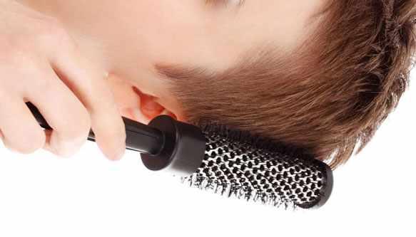 Расчесывать волосы во сне