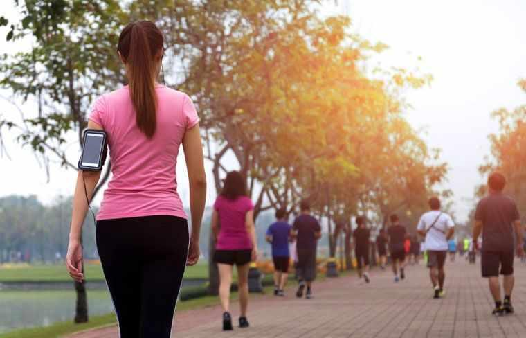Преимущества быстрой ходьбы