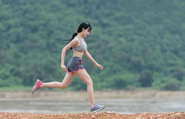Чтобы питание стало здоровым, нужно много двигаться