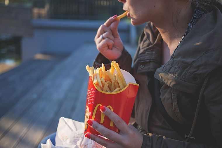 Какая пища вызывает панические атаки