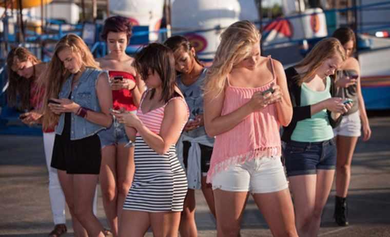 Поколение смартфонов