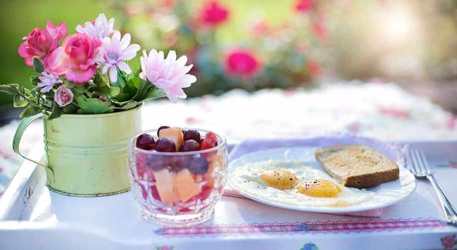Завтрак — это самый важный прием пищи!