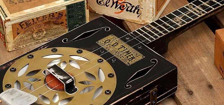 Сделайте себе самопальную гитару cigar box