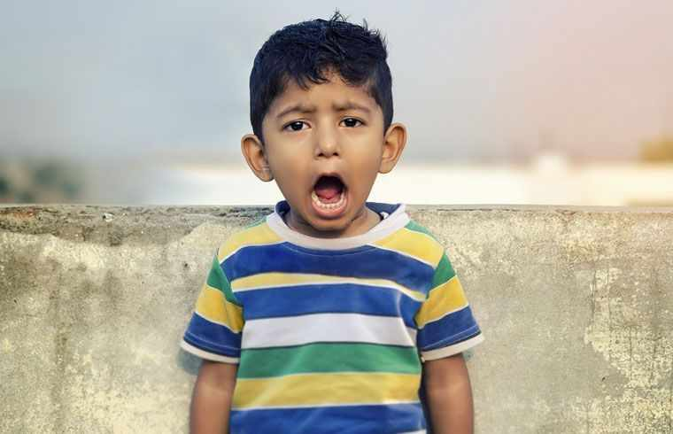 Немой крик для избавления от гнева