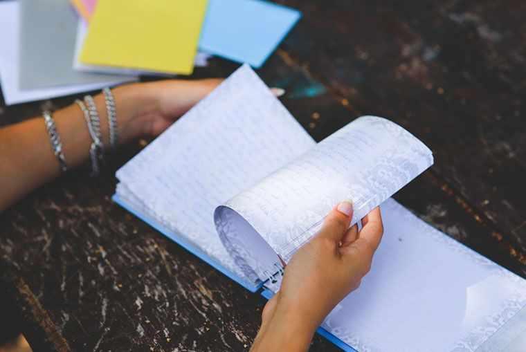 Как работать с дневником сновидений