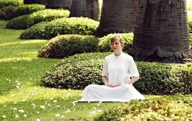 медитация сосредоточение на дыхании