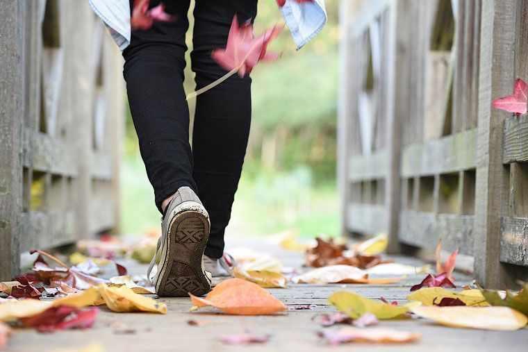 О пользе быстрой ходьбы