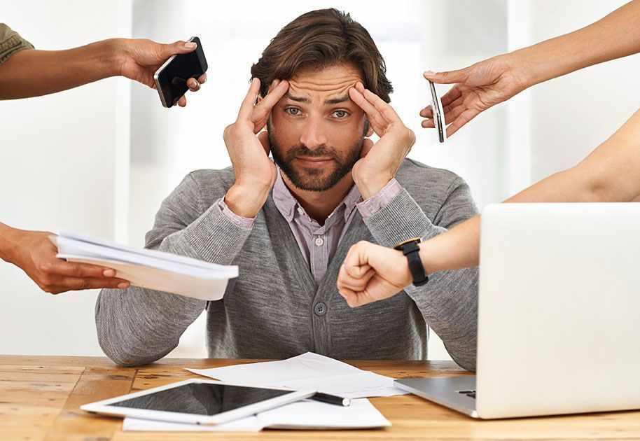5 основных практик для жизни без стресса