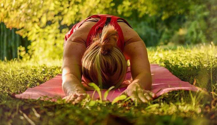 Панические атаки и йога — как не ошибиться
