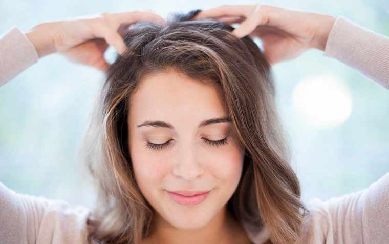 Цигун-массаж головы