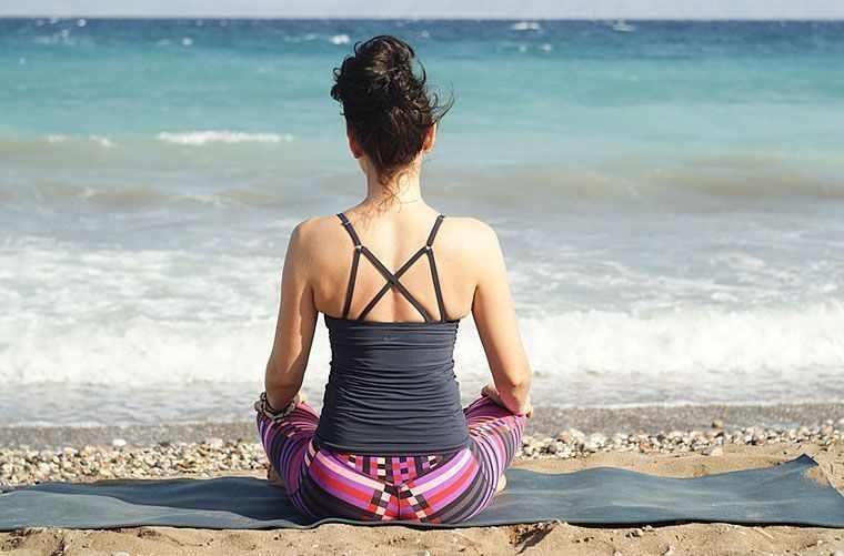 Трехминутная дыхательная медитация