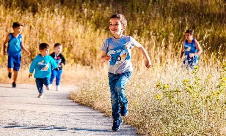 Физическая активность для выработки гормона счастья