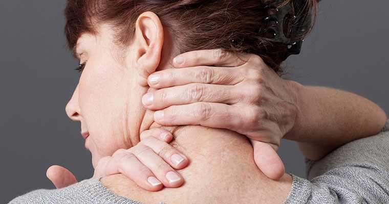 Цигун-массаж шеи