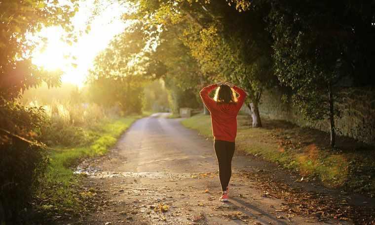Как быстро ходить, если вы боитесь выйти на улицу