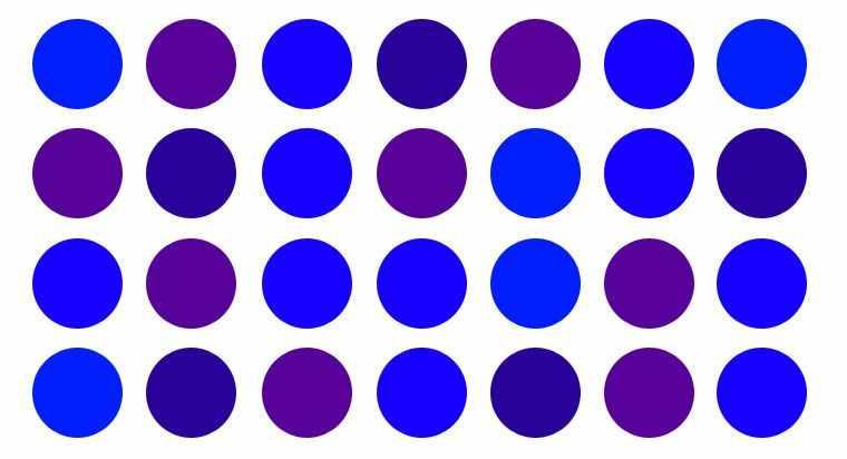 Эффект синих точек или почему вам никогда не добраться до Супер Счастья
