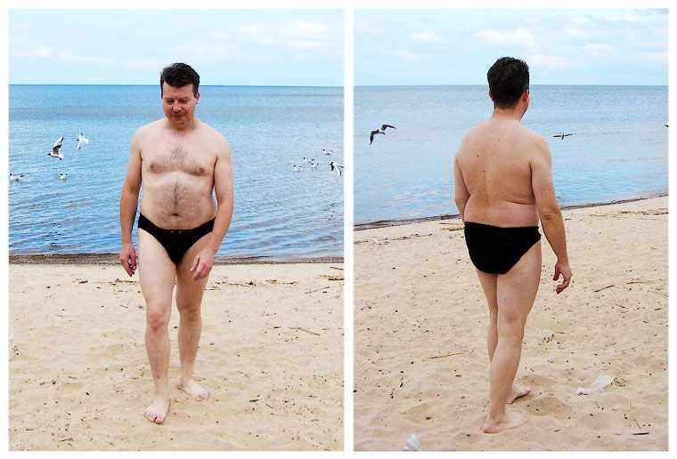 Как я эффективно похудел на 30 кг