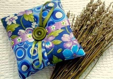 Подушки с травяным наполнителем