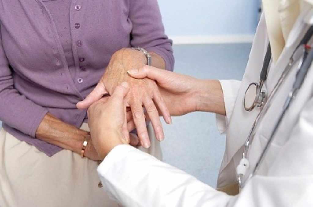диагностика онемения рук у врача