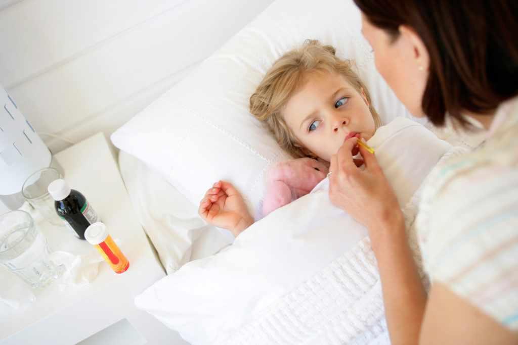 патологические причины вызывающие ночной кашель у детей