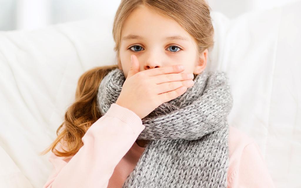 какие причины вызывают кашель до рвоты