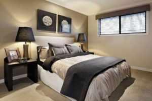 создать комфортные условия в спальне