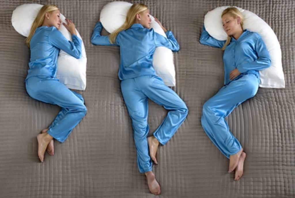 на какой подушке лучше спать