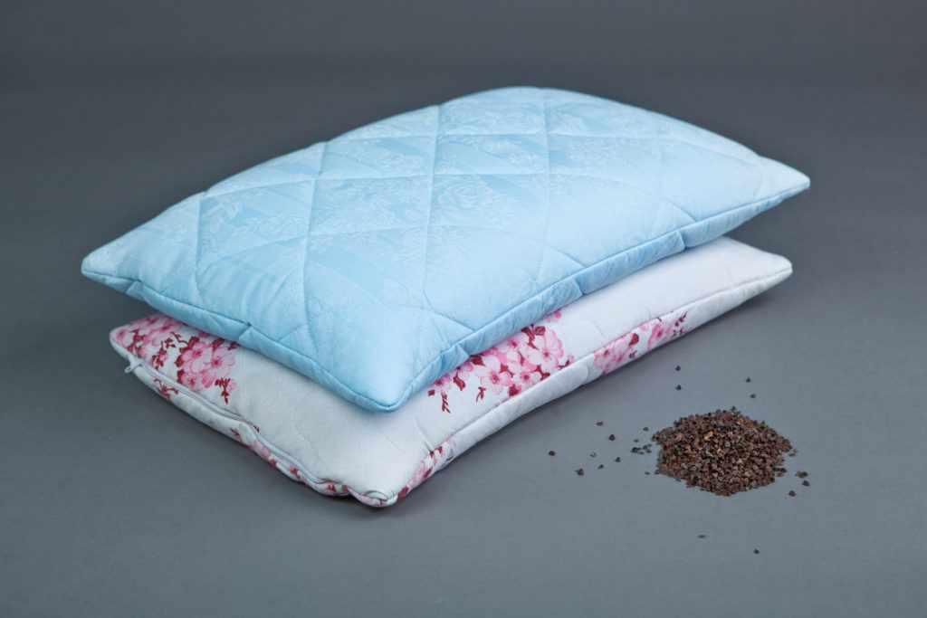 Подушка с гречкой