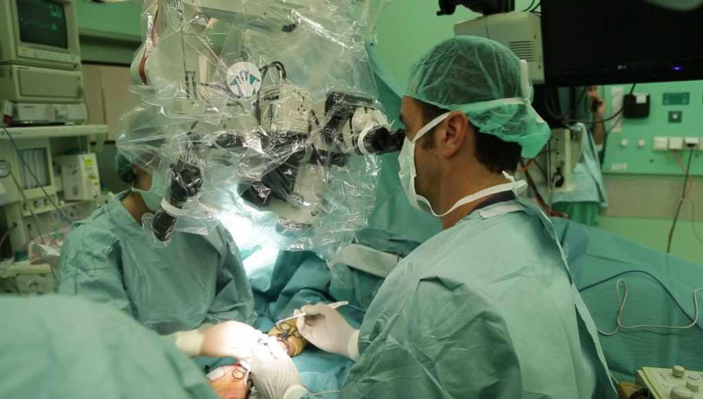 операция на пальцах рук